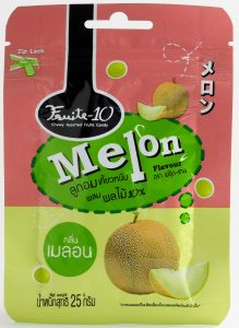 Fruite-10 Melon Flavor