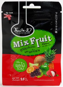 Fruite-10 Mixed Fruit Flavor