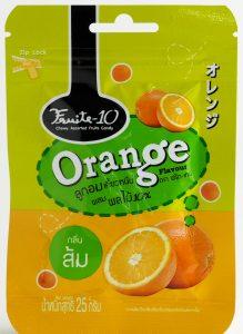 Fruite-10 Orange Flavor
