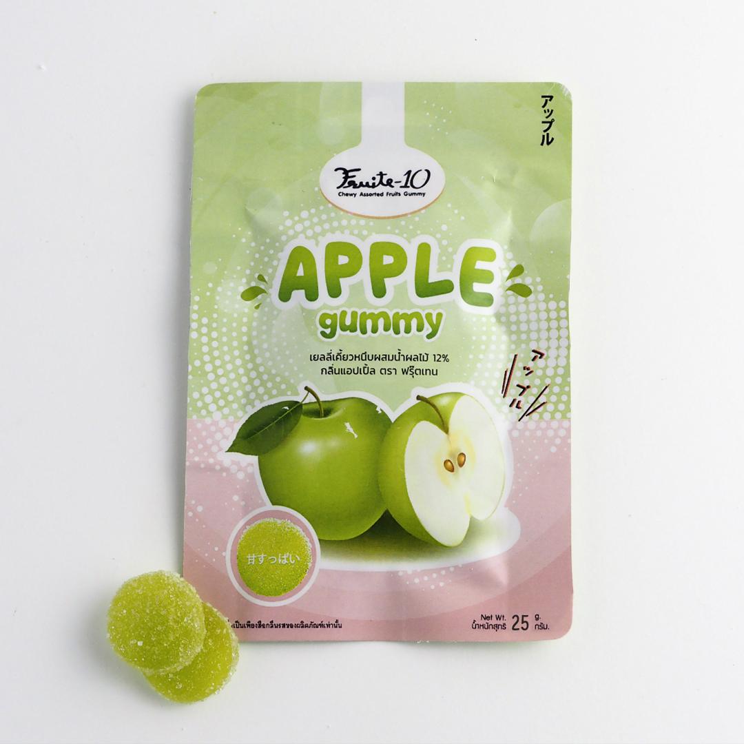 Fruite-10 Gummy Apple
