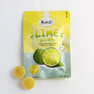 Fruite-10 Gummy Lime