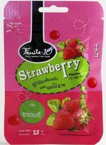 Fruite 10 Strawbery