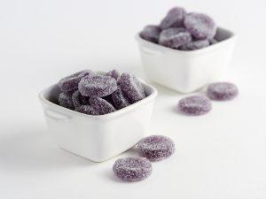 Fruite-10 Gummy Grape