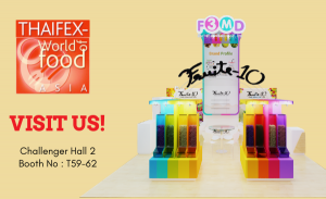 ThaiFex 2019 3M Food Product ooth